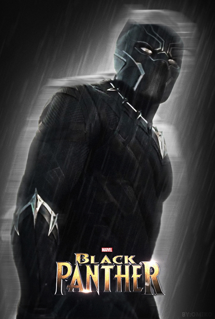 black_panther_movie_poster____by_omikonemswveridze-d9iglz7