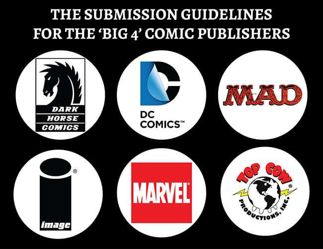 big-4-comic-publishers