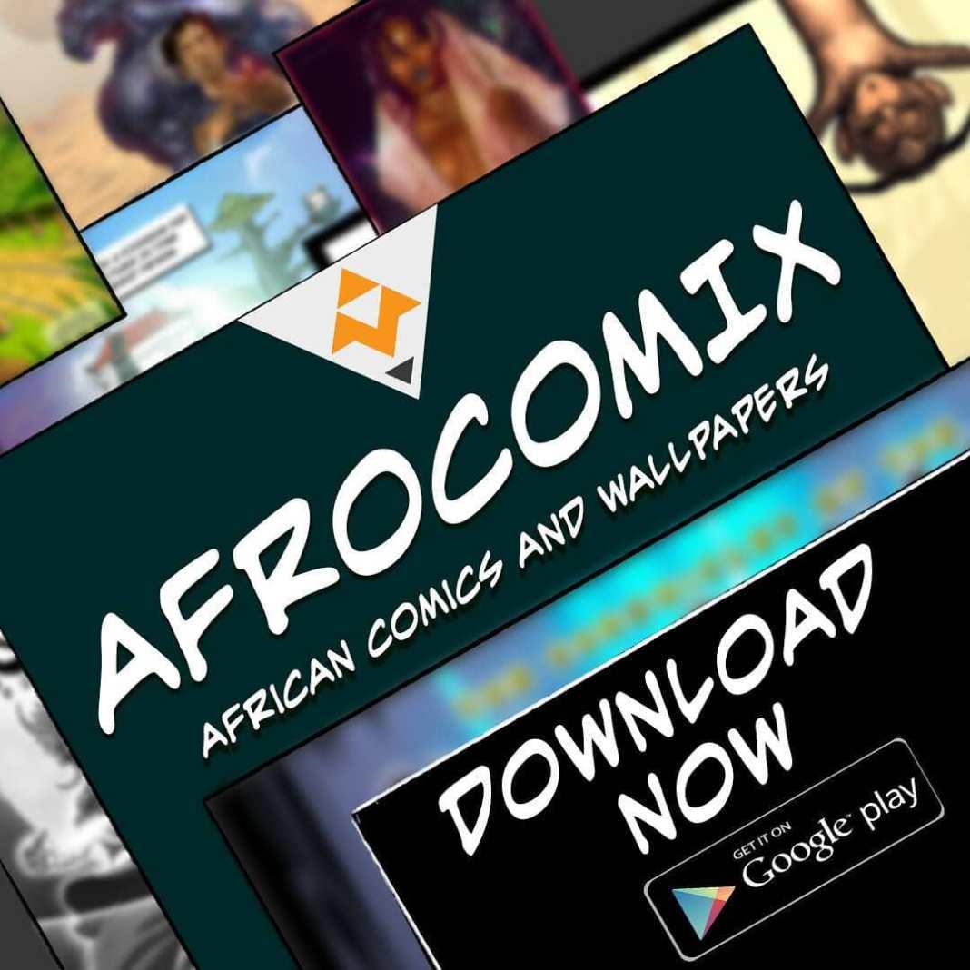 afrocomix