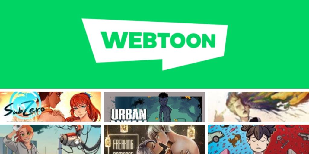 Webtoon-November-Launch