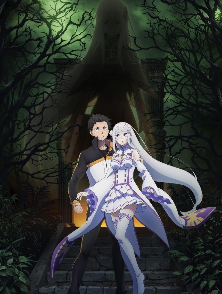 ReZero Season 2 poster