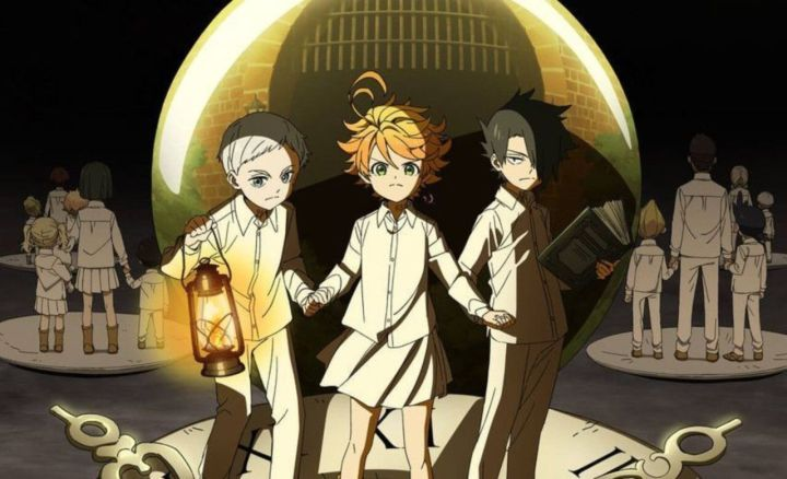 the-promised-neverland-poster